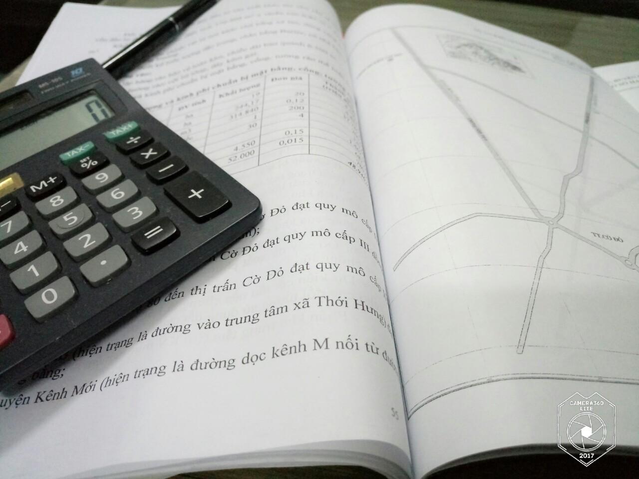 Báo cáo, kê khai, quyết toán thuế tại Cần Thơ